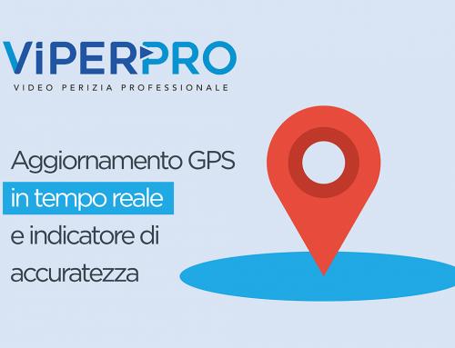 Precisione GPS nelle video perizie
