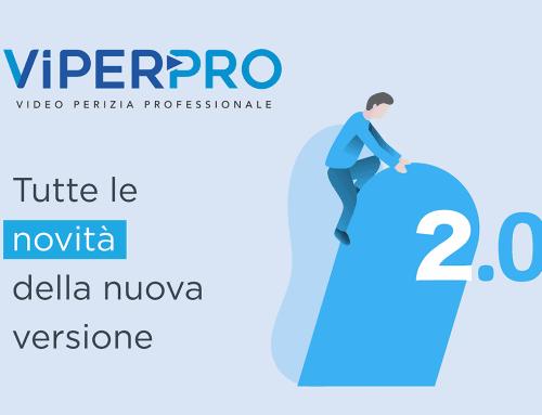 VIPERPRO 2.0: voce e volto del perito per video perizie più efficaci