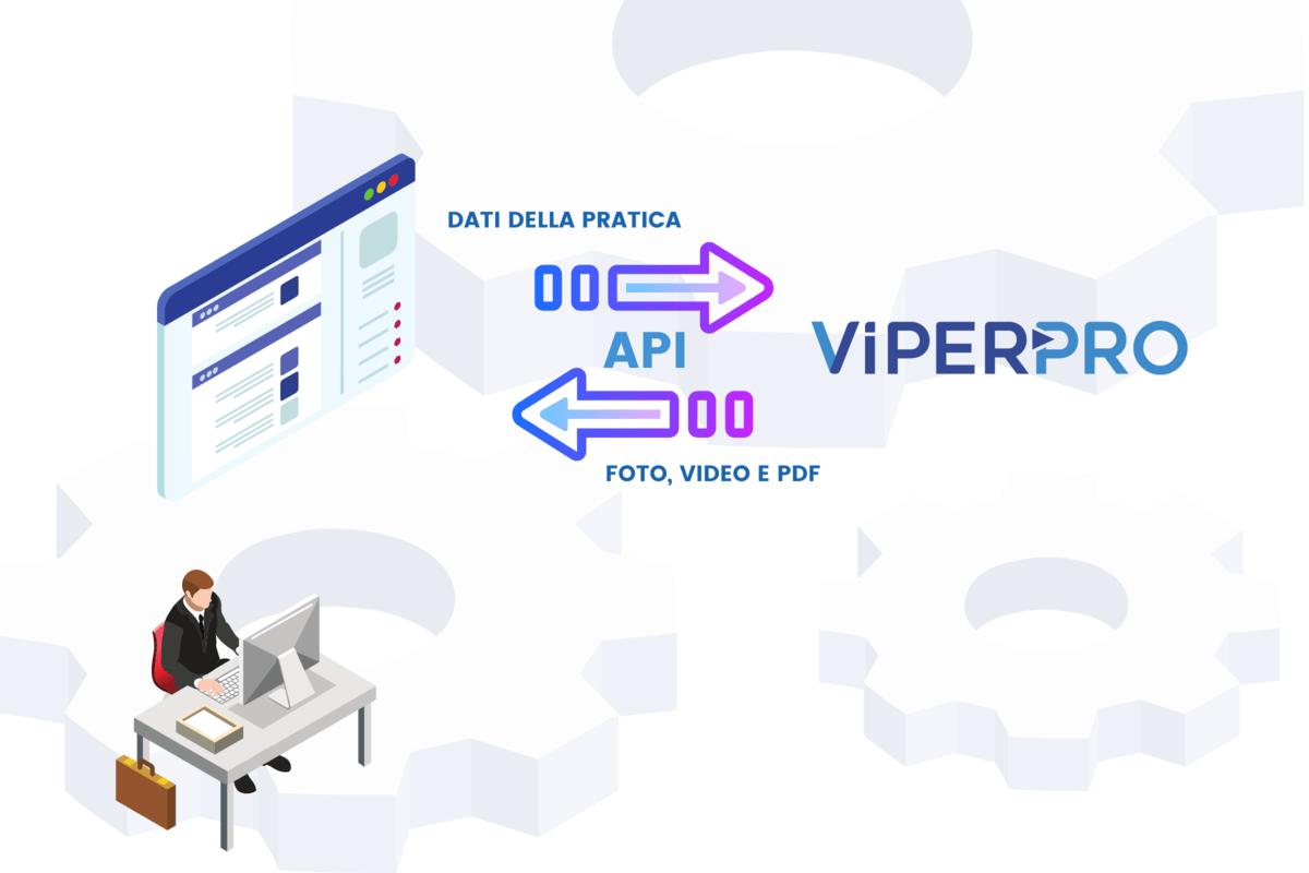interfacce API REST disponibili per VIPERPRO